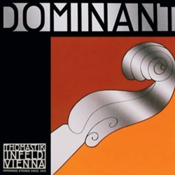 Dominant, Violin E, Steel