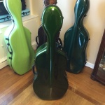 Carbon Fiber Cello Case