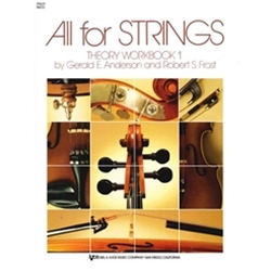 All for Strings (Cello, Workbook 1)