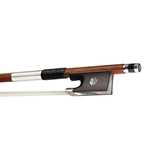 Pernambuco Violin Bow with Silver Winding