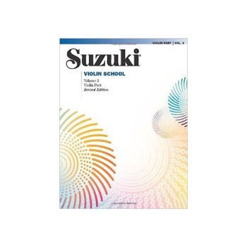 Suzuki Violin School (Vol. 3) - Violin Part, Revised Edition