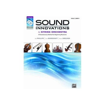 Sound Innovations for Strings Orchestra: Cello (Book 1)