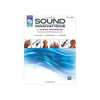 Sound Innovations for Strings Orchestra: Viola (Book 1)