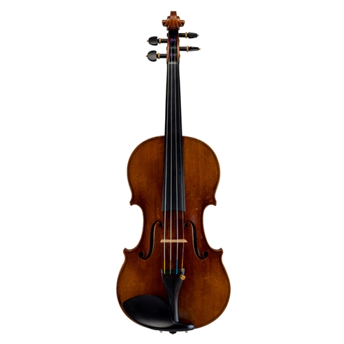 Gustave August Ficker Violin (1935)